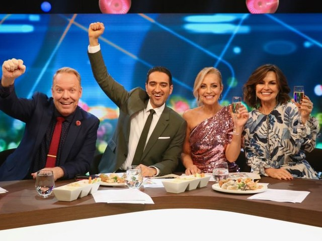 The Project's 10th birthday draws 437,000 metro viewers