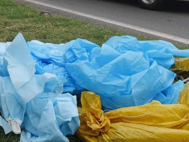 Covid-19 heaps up bio waste at airports