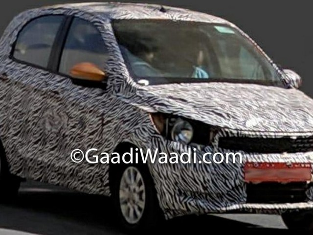 2019 Tata Tiago Spied, Will Get Many Changes