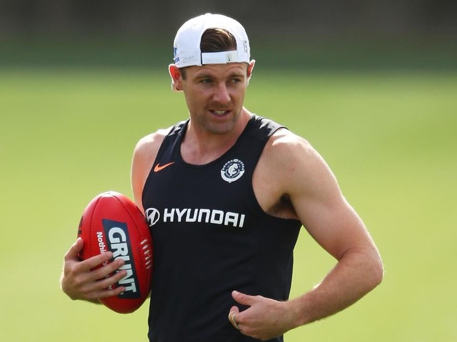 Carlton has an All-Australian recruit for 2020. Sam Docherty's young teammate could benefit most