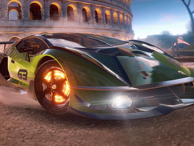 Lamborghini Essenza SCV12 Enters The Digital Racing Realm In Asphalt 9: Legends