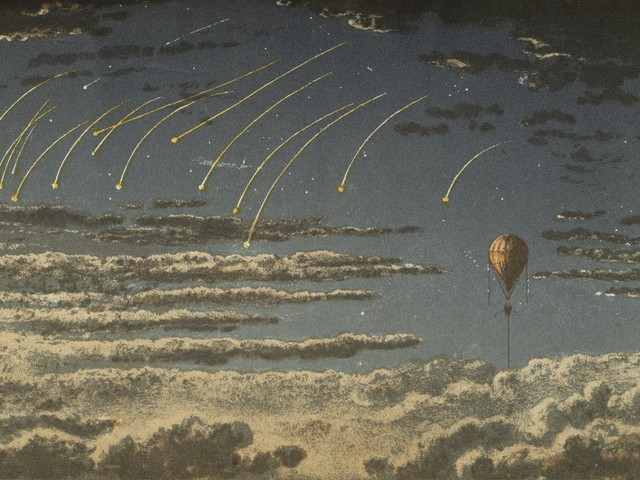 From Their Balloons, The First Aeronauts Transformed Our View Of The World