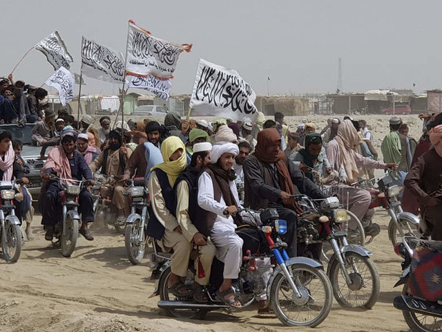 Taliban advances unbelievably quickly; Kabul in sight