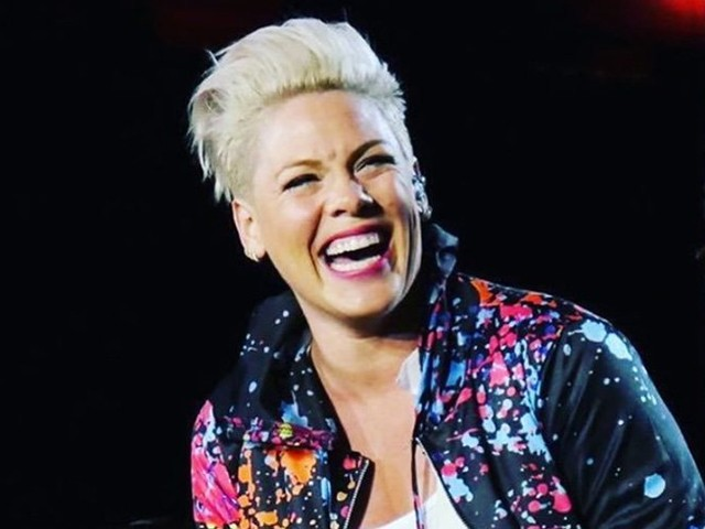 Watch Pink's daughter Willow driving her dad around like it's no big deal