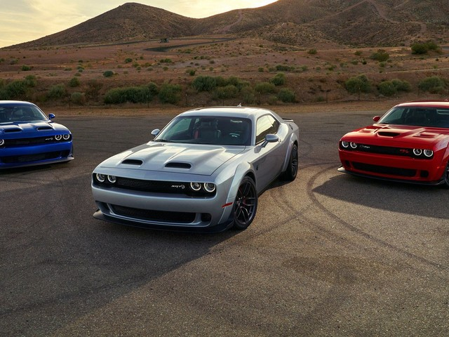The Average Dodge Challenger Buyer Is 51 Years Old, Still Younger Than Mustang And Camaro Customers