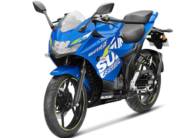 Suzuki Gixxer MotoGP Edition Launched, Priced At Rs. 1.11 Lakhs