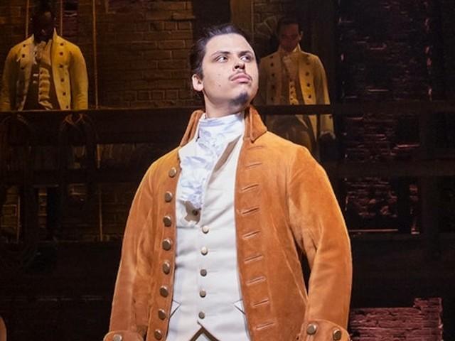 Hamilton Will Reopen At Sydney's Lyric Theatre Next Month