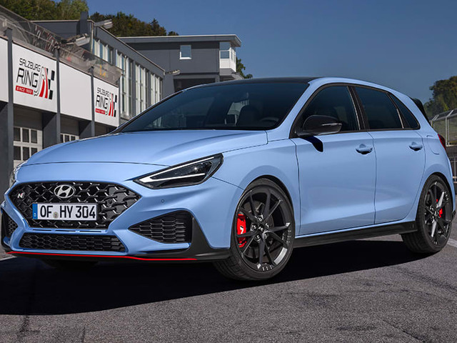 New Hyundai i30 N 2021 detailed! Volkswagen Golf GTI rival gets more power and dual-clutch automatic with facelift