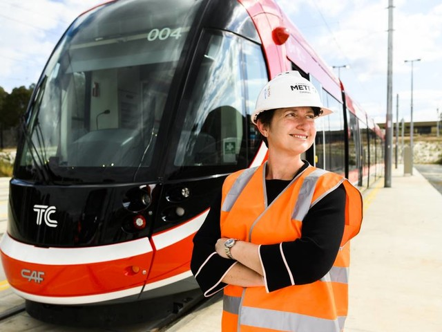Light rail system gains last-minute accreditation