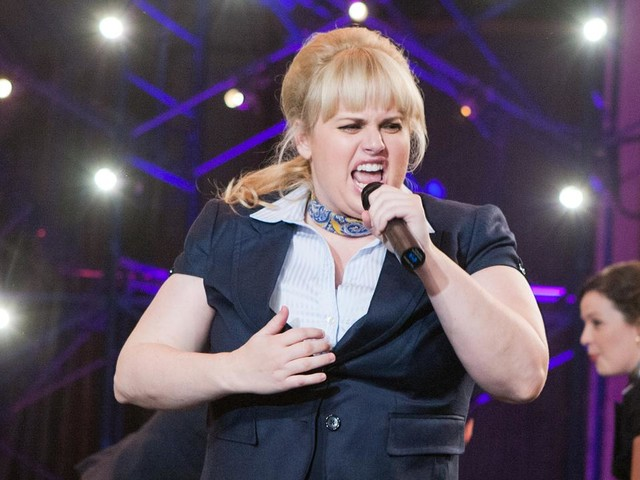 Hilarious truth about Pitch Perfect scene