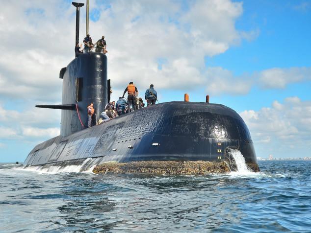 Search Team Finds Missing Argentine Submarine ARA San Juan In Pieces On Floor Of Atlantic Ocean