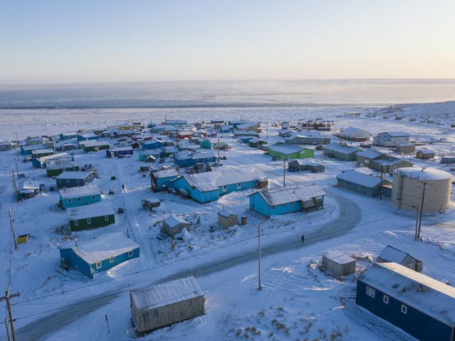Census 2020 kicks off today in remote Alaskan town of Toksook Bay - CNET