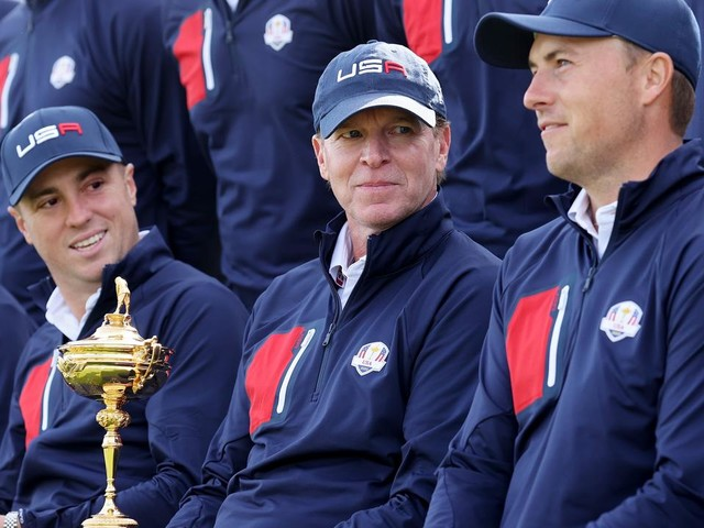 Ryder Cup 2021, tee times: Big Bryson-Brooks pairing hint dropped as golf world waits for USA's secret