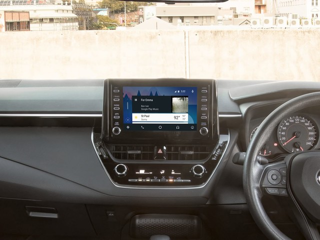 Toyota to add Android Auto, joining Apple CarPlay, but not for Australia yet