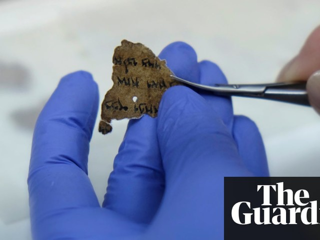 Museum of the Bible says five of its Dead Sea Scrolls fragments are forgeries