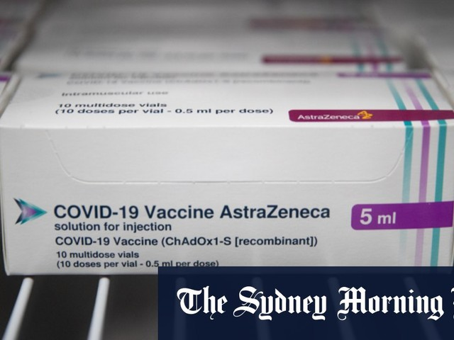 Australia asks EU to review blocking of AstraZeneca vaccine shipment