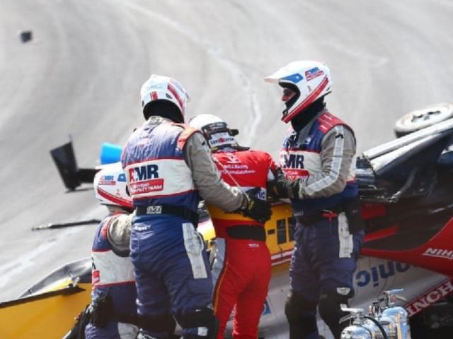 Opinions split on Pocono Raceway after IndyCar chaos