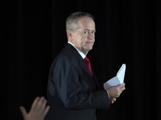 Shorten leaves a party hell-bent on factional strife