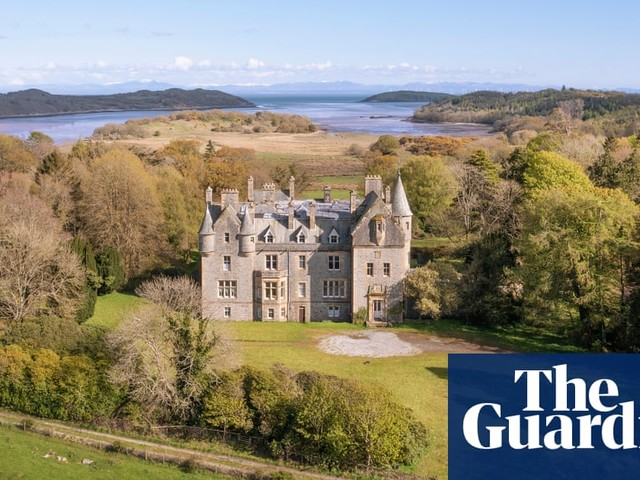 Homes for sale in castles – in pictures