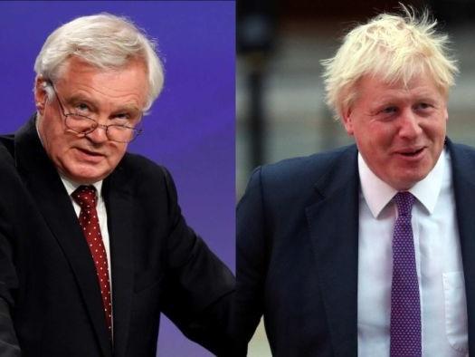Who would become British PM if Theresa May falls?