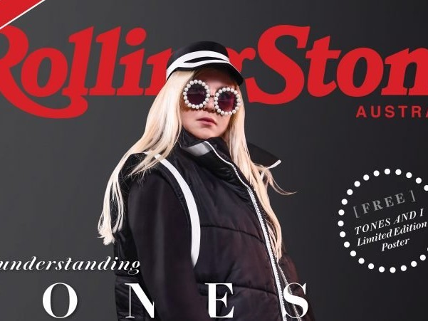 Rolling Stone Australia announces Tones And I as cover artist for debut issue