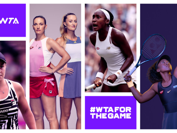 Women's Tennis Association rebrands with Landor Australia