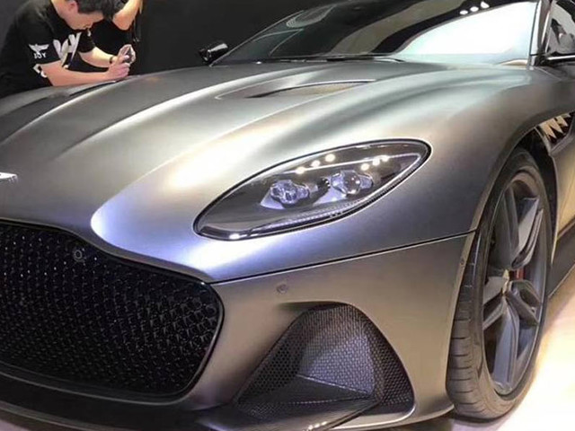 Just In: This Is The 2019 Aston Martin DBS Superleggera