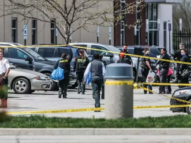 Four Sikhs killed in FedEx facility shooting in US