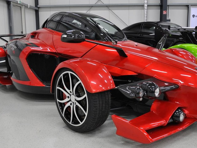 This Is A 2011 Tramontana R – And It Goes For More Than Half A Million Bucks
