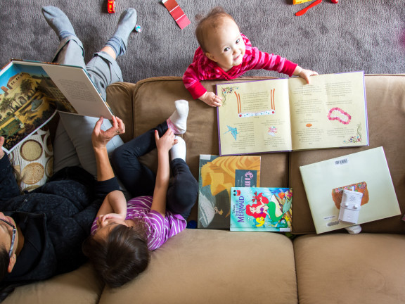 Improve Your Kids' Reading Comprehension By Having Them Predict What They're About To Read
