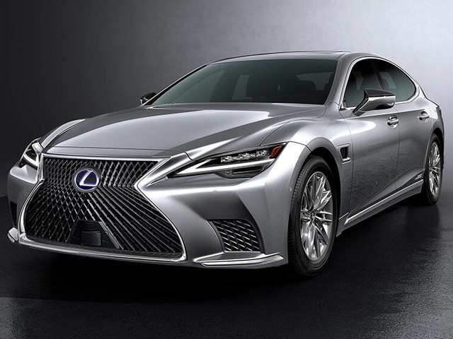 New Lexus LS 2021 detailed: BMW 7 Series and Mercedes-Benz S-Class rival gets facelifted