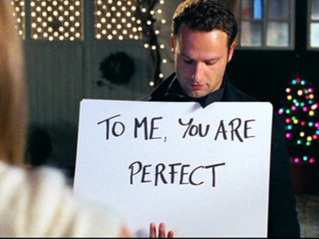 This adorable true love story from the set of Love Actually will melt your heart