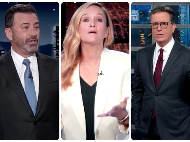 US late night hosts join for Climate Night