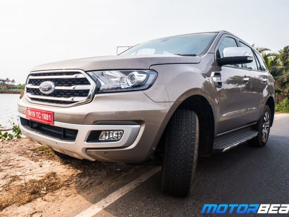 Ford Endeavour Travelogue Image Gallery