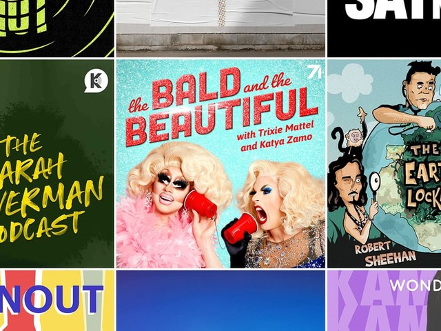 10 Exciting New Podcasts to Download Throughout the Month of October