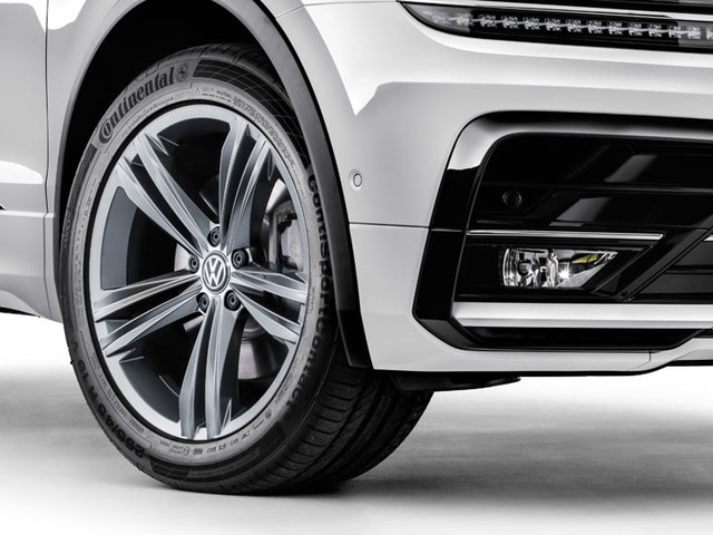 Volkswagen Australia becomes first car brand to pledge to used-tyre recycling