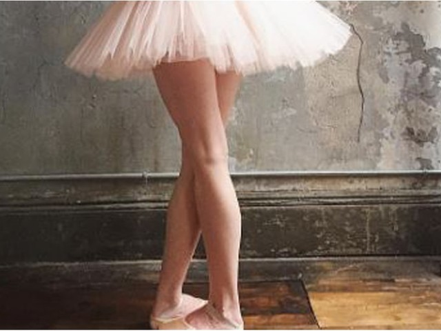 Building Your Own Ballerina Body Is Easier Than You Think