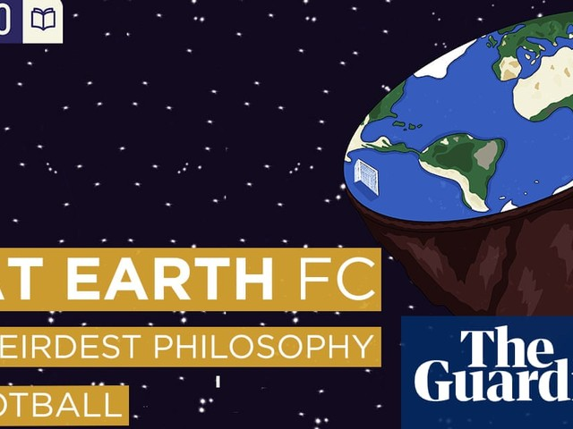 Flat Earth FC: the football club who represent a conspiracy theory