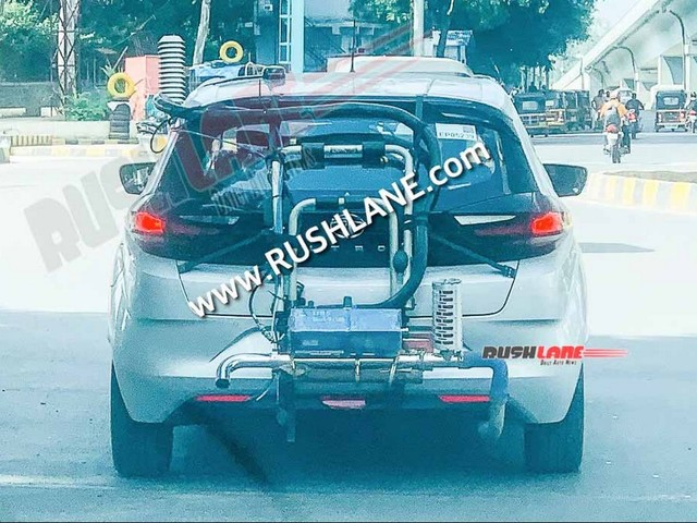 Tata Altroz Spotted With Emission Test Equipment, Is CNG Model On The Way?