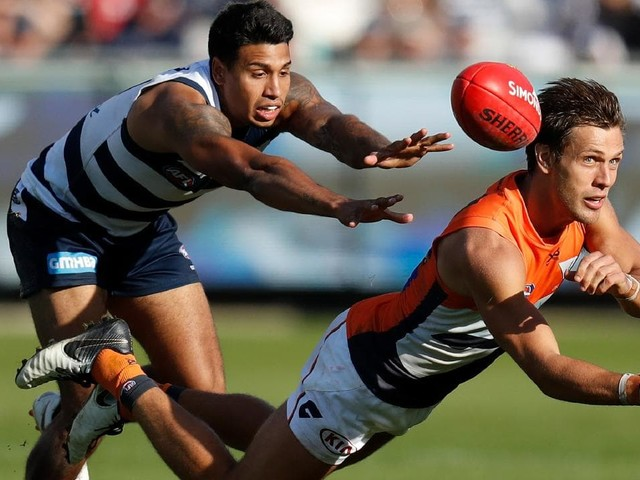 AFL 2019: Mark Maclure lists the Giants who have risen due to their toughness this season