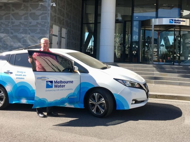 Melbourne Water chases zero emissions, commits to EVs