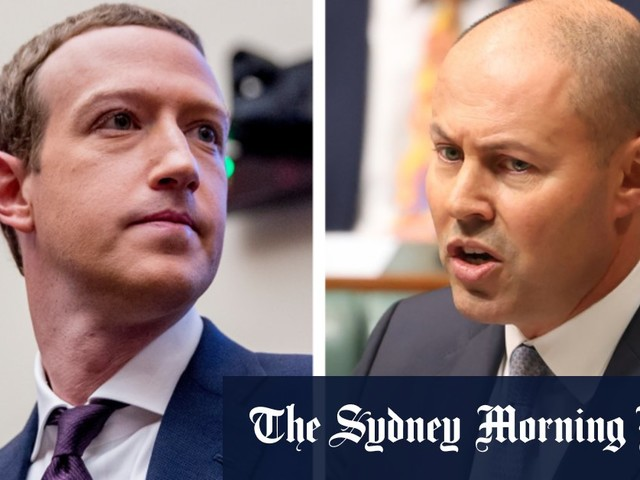 Why Facebook accepted Australia's request
