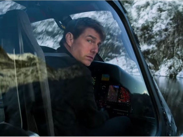 Watch Tom Cruise Narrowly Avoid Death in the Mission: Impossible - Fallout Trailer