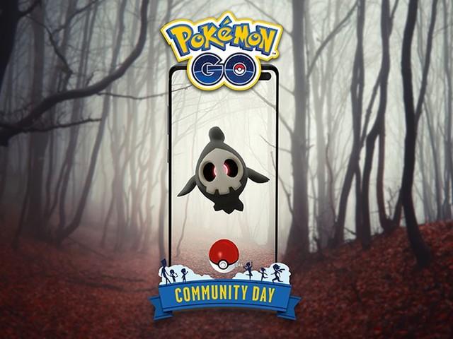 Pokemon Go October Community Day: Duskull, event move and start time - CNET