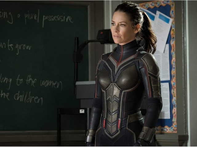We Could Have Sworn Evangeline Lilly Has Been in More Movies Than This