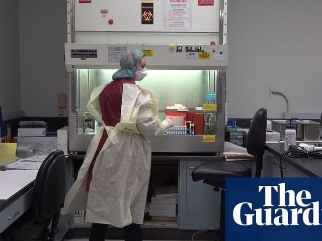 US public health workers leaving 'in droves' amid pandemic burnout