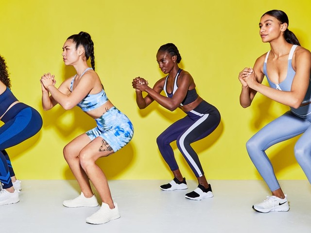 Are You Sure You're Doing Squats Correctly?