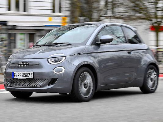 Germany August 2021: VW Up, Fiat 500, Tesla Model 3 break records in market off -23%