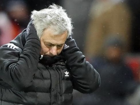 Jose Mourinho blasts his Manchester United stars after FA Cup win over Brighton