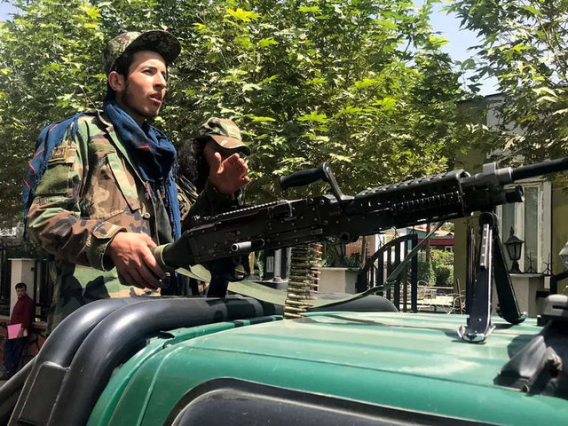 Taliban promise peace, but doubt and fear persist